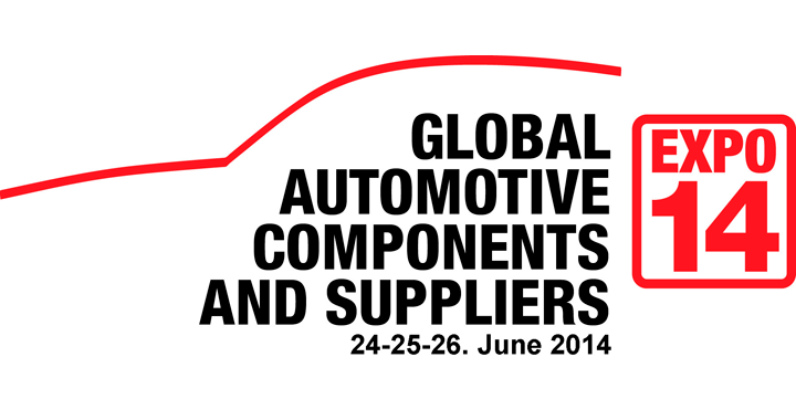 Global Automotive Components and Suppliers. EXPO 2014